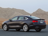 Images of Chevrolet Impala LTZ 2013