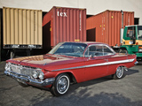 Photos of Chevrolet Impala SS 409 1961