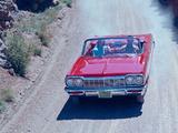 Photos of Chevrolet Impala Convertible (17/18-67) 1964