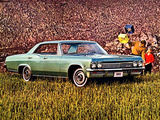 Photos of Chevrolet Impala Sport Sedan 1965