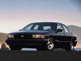 Photos of Chevrolet Impala SS 1994–96