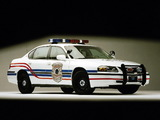Photos of Chevrolet Impala Police 2001–07