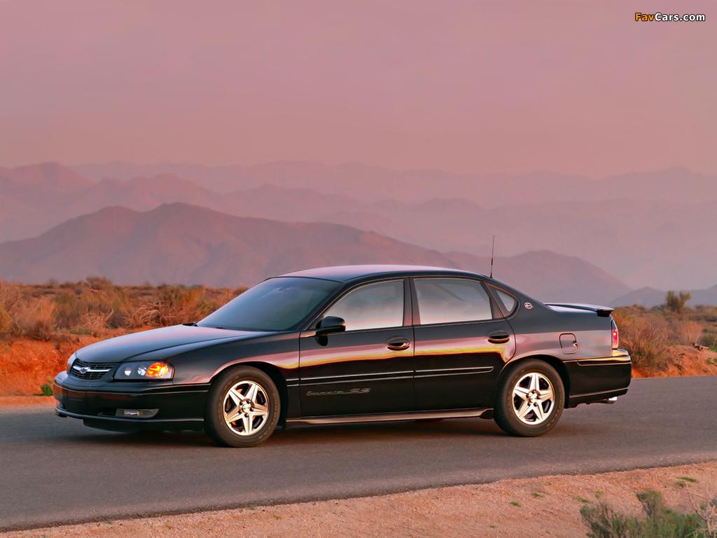 Chevrolet 2004 Impala Photos Of Chevrolet Impala Ss 2004