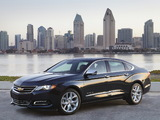Photos of Chevrolet Impala LTZ 2013