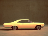 Pictures of Chevrolet Impala Sport Coupe 1965