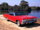 Pictures of Chevrolet Impala SS 427 Convertible 1967