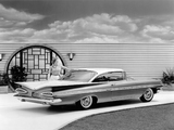 Chevrolet Impala Sport Coupe 1959 wallpapers