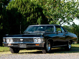 Chevrolet Impala SS 427 Convertible 1967 wallpapers