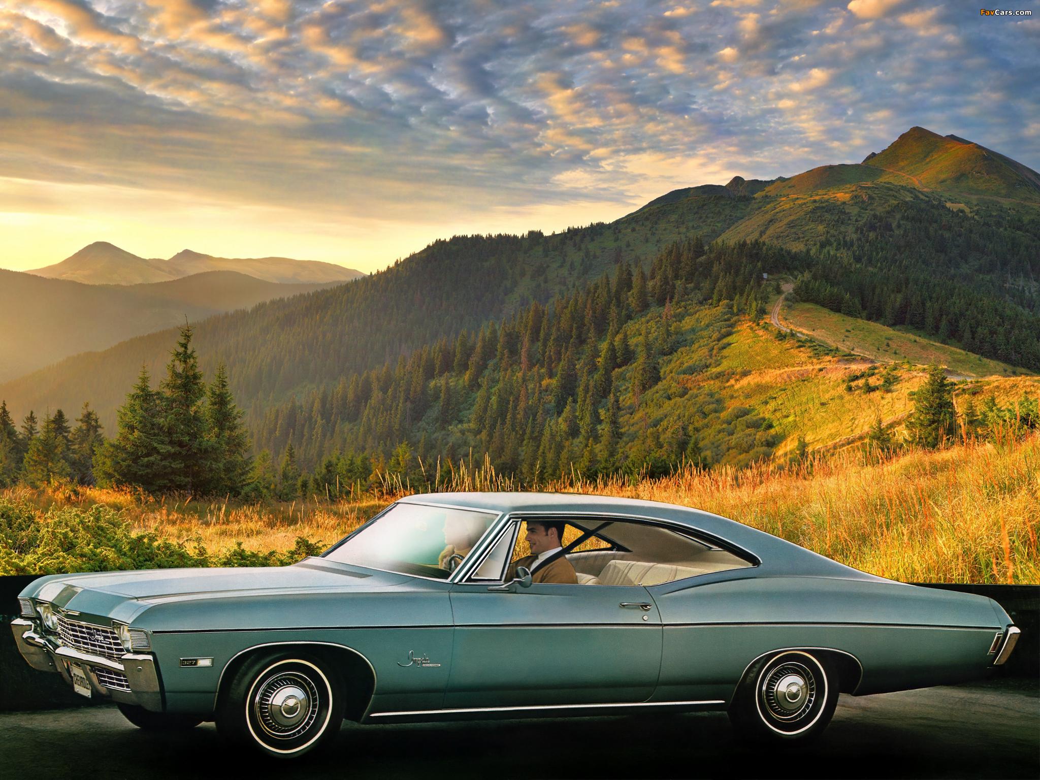 Kekurangan Impala 68 Tangguh