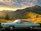 Chevrolet Impala SS 1968 wallpapers