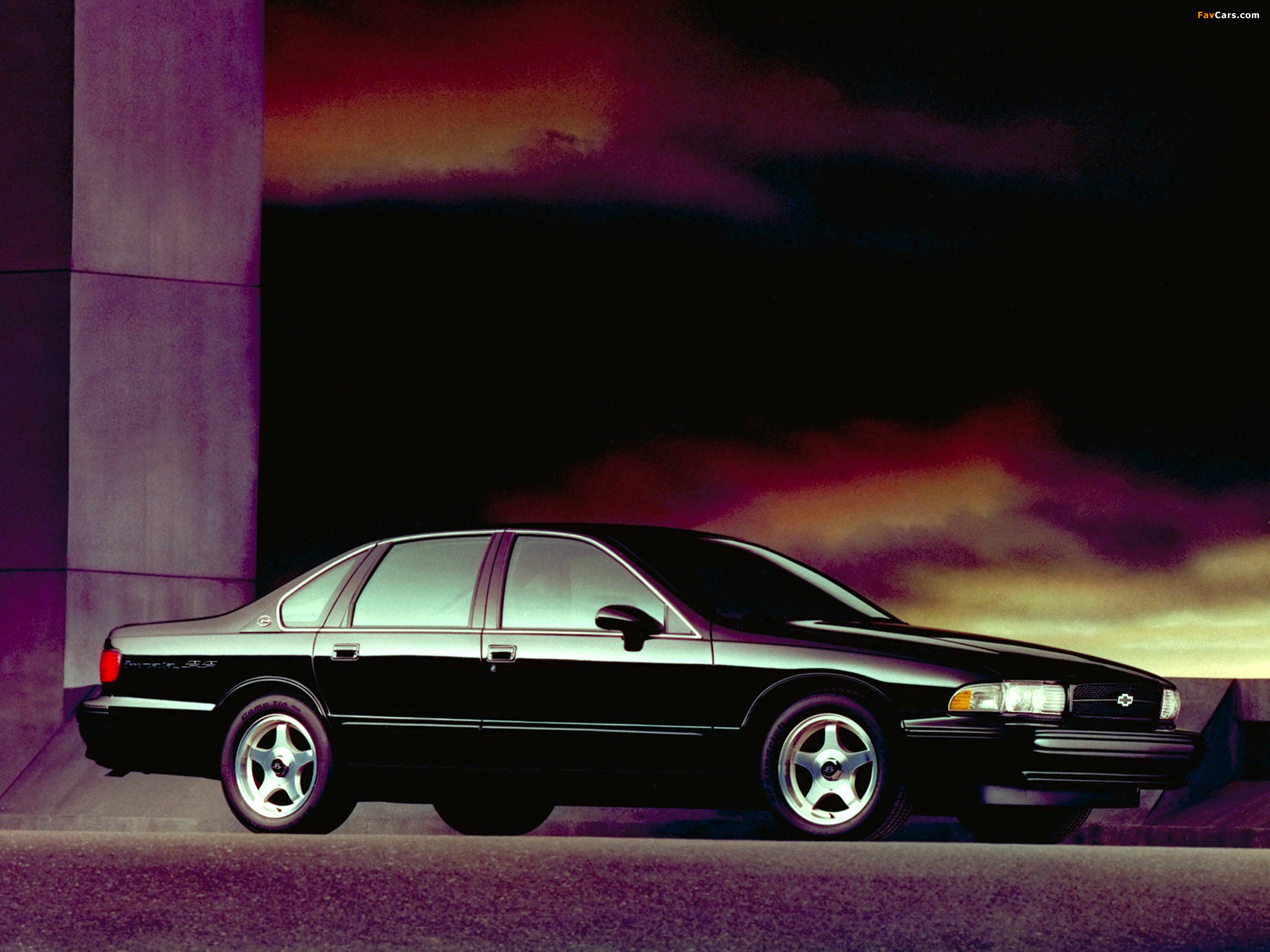 Chevrolet impala ss 1994 96 wallpapers 2048x1536 for Modern american classics