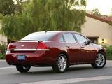 Chevrolet Impala 2006–13 wallpapers