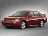 Chevrolet Impala 50th Anniversary 2008 wallpapers