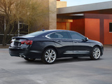 Chevrolet Impala 2013 wallpapers