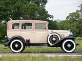 Images of Chevrolet Independence Sedan (AE) 1931