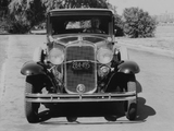 Photos of Chevrolet Independence Coach (AE9) 1931