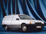 Chevrolet Ipanema 3-door 1990–94 photos