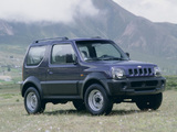 Pictures of Chevrolet Jimny 1999–2006
