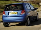 Chevrolet Kalos 5-door UK-spec (T200) 2003–08 images
