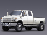 Pictures of Chevrolet Kodiak C4500 Crew Cab Pickup 2006–09