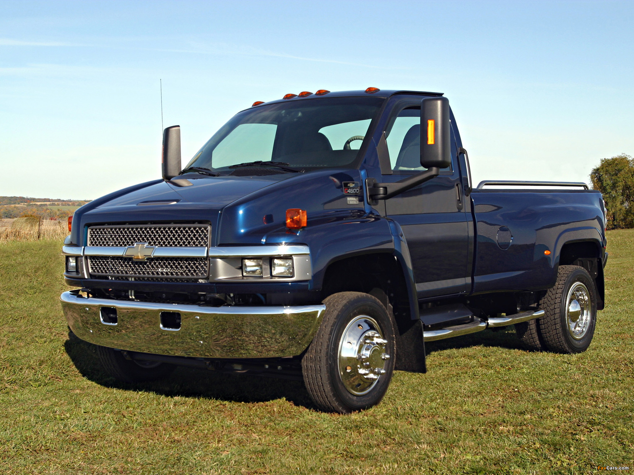 chevy kodiak c4500 pick up