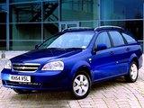 Chevrolet Lacetti Wagon UK-spec 2004–11 photos
