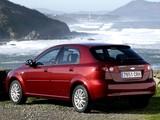 Chevrolet Lacetti Hatchback 2004–12 photos