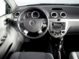 Chevrolet Lacetti Hatchback 2004–12 pictures