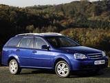 Chevrolet Lacetti Wagon UK-spec 2004–11 pictures