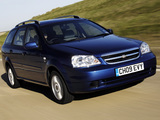Chevrolet Lacetti Wagon UK-spec 2004–11 wallpapers