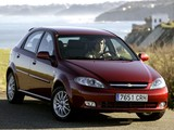 Chevrolet Lacetti Hatchback 2004–12 wallpapers