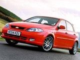Chevrolet Lacetti Hatchback Sport UK-spec 2005–11 photos