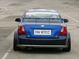 Chevrolet Lacetti WTCC 2005 pictures