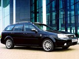 Chevrolet Lacetti Station Wagon Sport UK-spec 2005–11 wallpapers