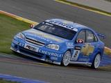Chevrolet Lacetti WTCC 2007–08 wallpapers