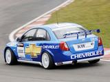 Photos of Chevrolet Lacetti WTCC 2006