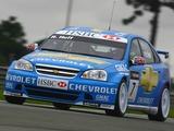 Photos of Chevrolet Lacetti WTCC 2007