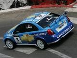 Photos of Chevrolet Lacetti WTCC 2007–08
