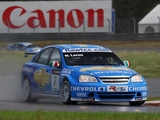 Chevrolet Lacetti WTCC 2007 wallpapers