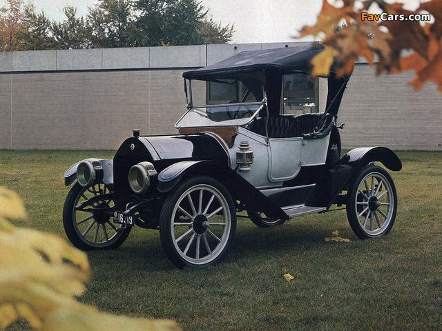 Chevrolet Little Four 1912–13 wallpapers (640 x 480)