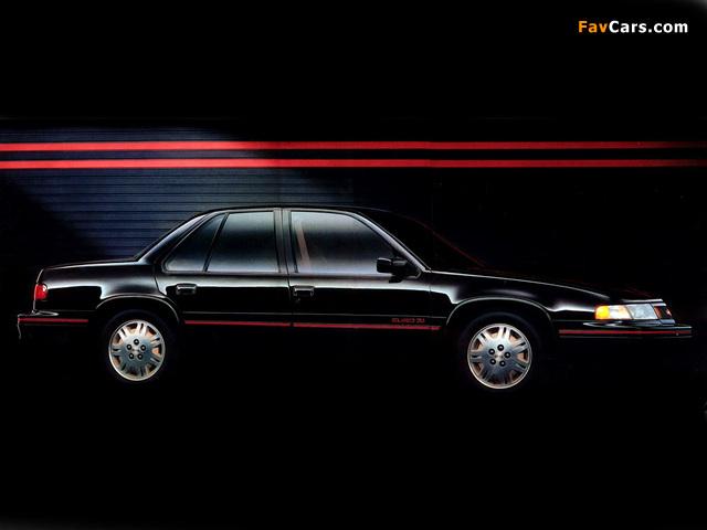 Chevrolet Lumina 1990–95 images (640 x 480)
