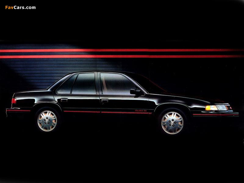 Chevrolet Lumina 1990–95 images (800 x 600)