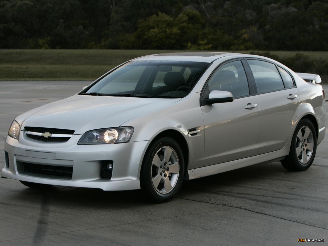 Chevrolet Lumina S 2008 photos (1280x960)