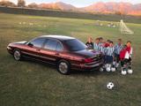 Photos of Chevrolet Lumina 1995–2001