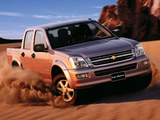 Chevrolet LUV D-Max 2005–06 images