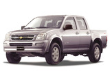 Images of Chevrolet LUV D-Max 2005–06