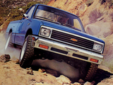 Photos of Chevrolet LUV Series 12 1982