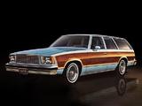 Chevrolet Malibu Classic Wagon 1978 wallpapers
