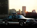Chevrolet Malibu Police 1979 wallpapers