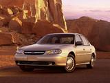 Chevrolet Malibu 2000–04 photos